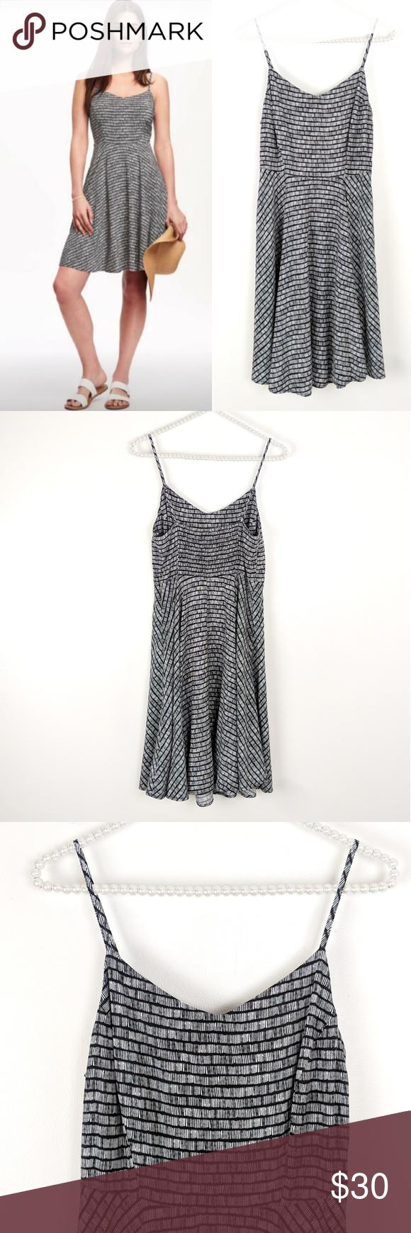 9940792373 I just added this listing on Poshmark  Old Navy Cami Dress Black   White  Sundress