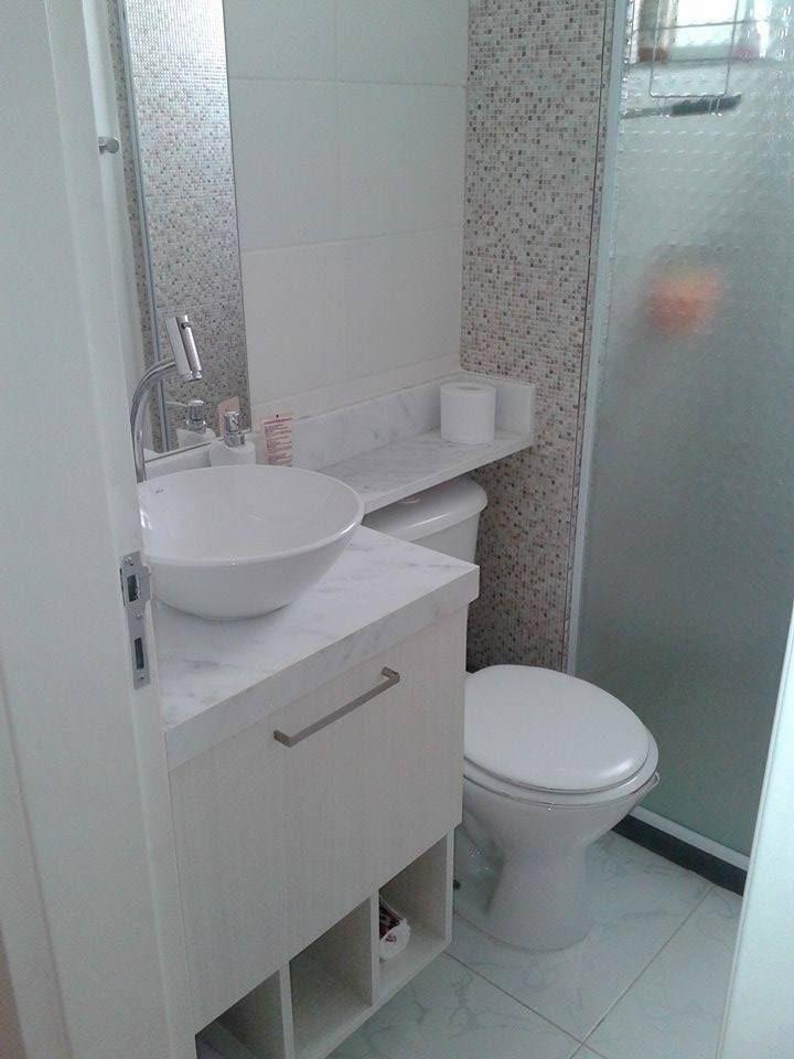 azulejo que imita pastilhas  Home sweet home  Bathroom