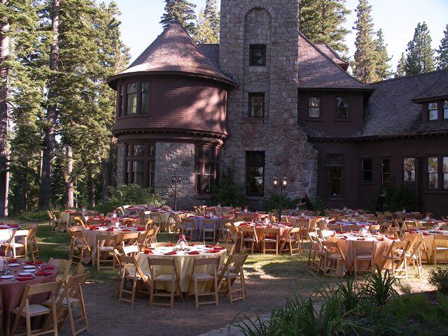 Ed Z Berg Sugar Pine Point Sp By California State Parks Via Flickr