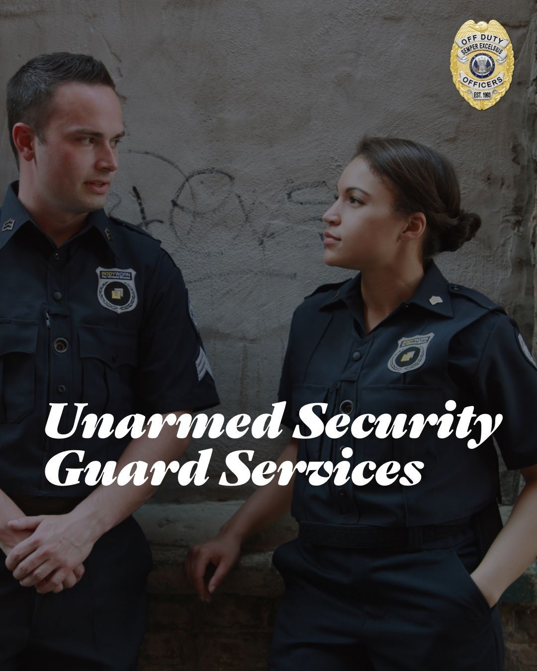 Are you unsure if armed or unarmed security guards are