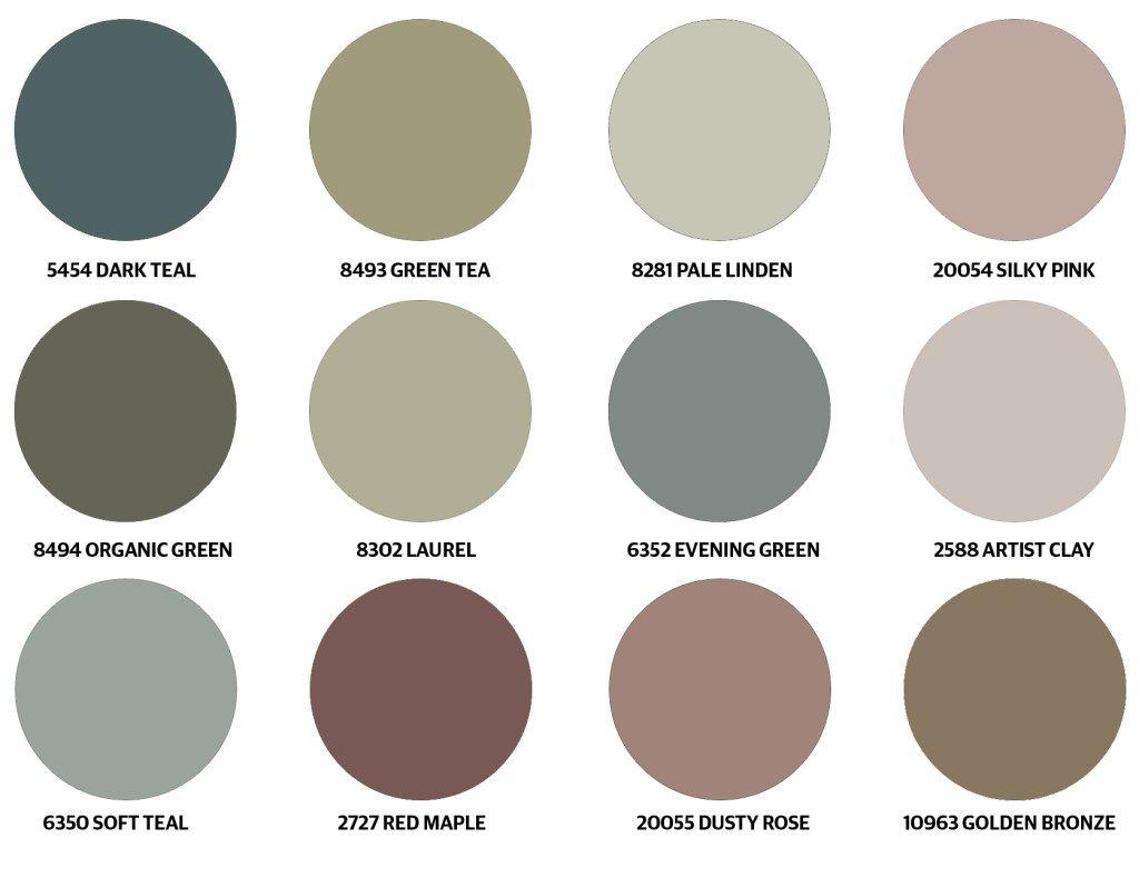 Bilderesultat for jotun red maple malingsfarger stue