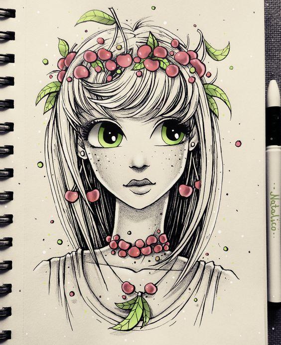 Risunki Karandashom Dlya Srisovki Ochen Krasivye Luchshaya Podborka 13 Coisas Para Desenhar Esbocos Da Arte Melhor Desenho