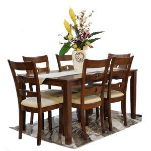 Senegal Dining Set  Mandaue Foam Philippines  Furniture Store Delectable Wood Dining Room Tables And Chairs Inspiration