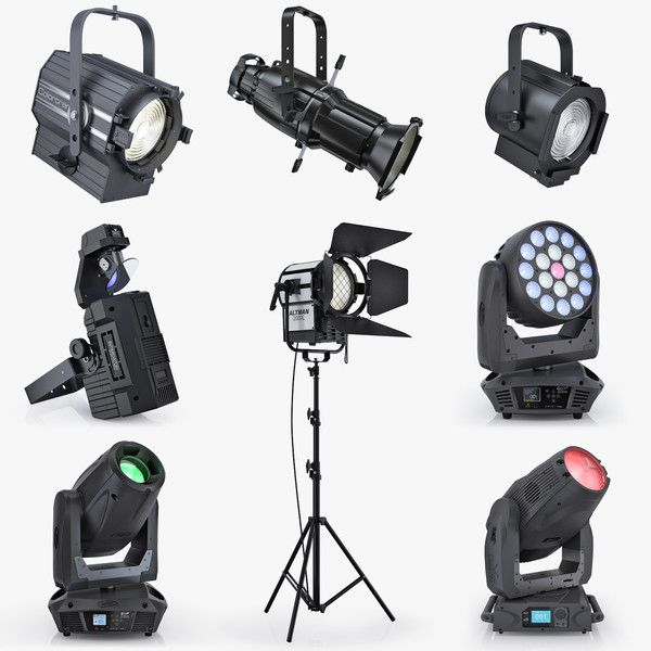The Different Types Of 3d Stage Lighting Stage Lighting