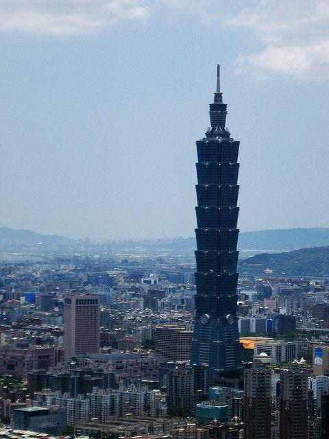 Taipei 101, Taiwan, 20080518 114352 by daymin, via Flickr