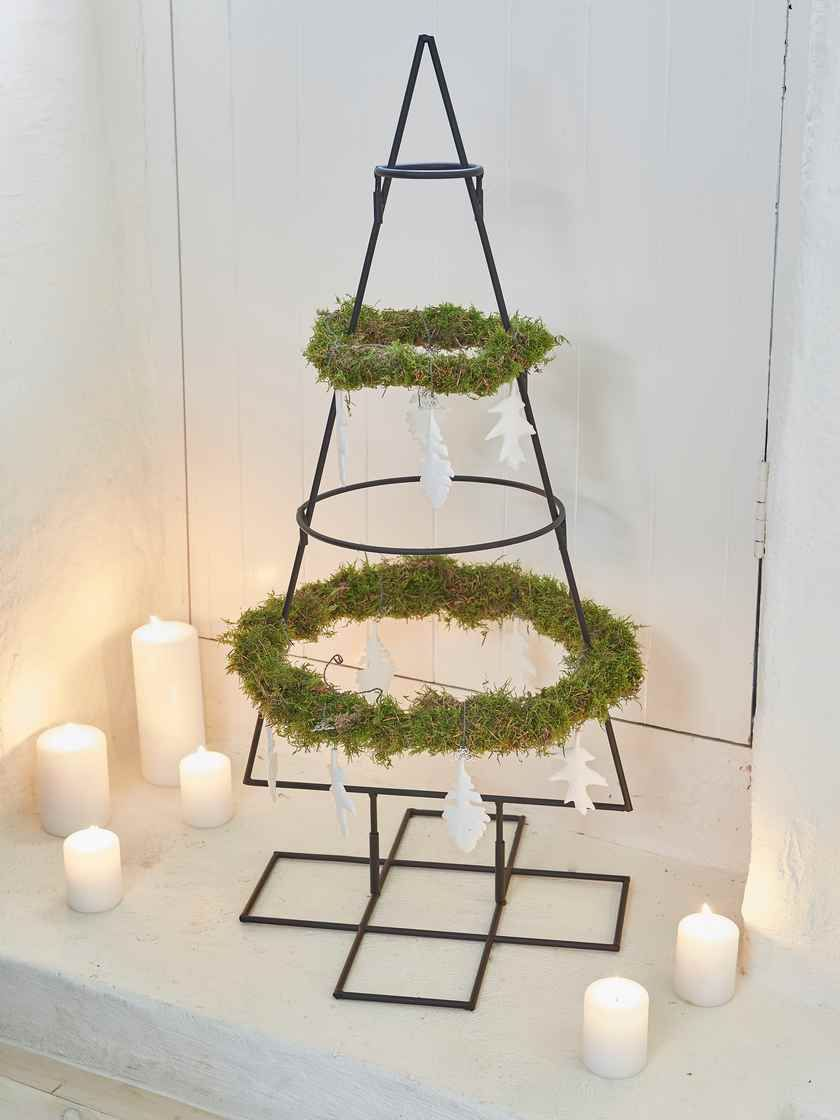 Wrought Iron Christmas Tree - M | Christmas | Pinterest | Natale ...