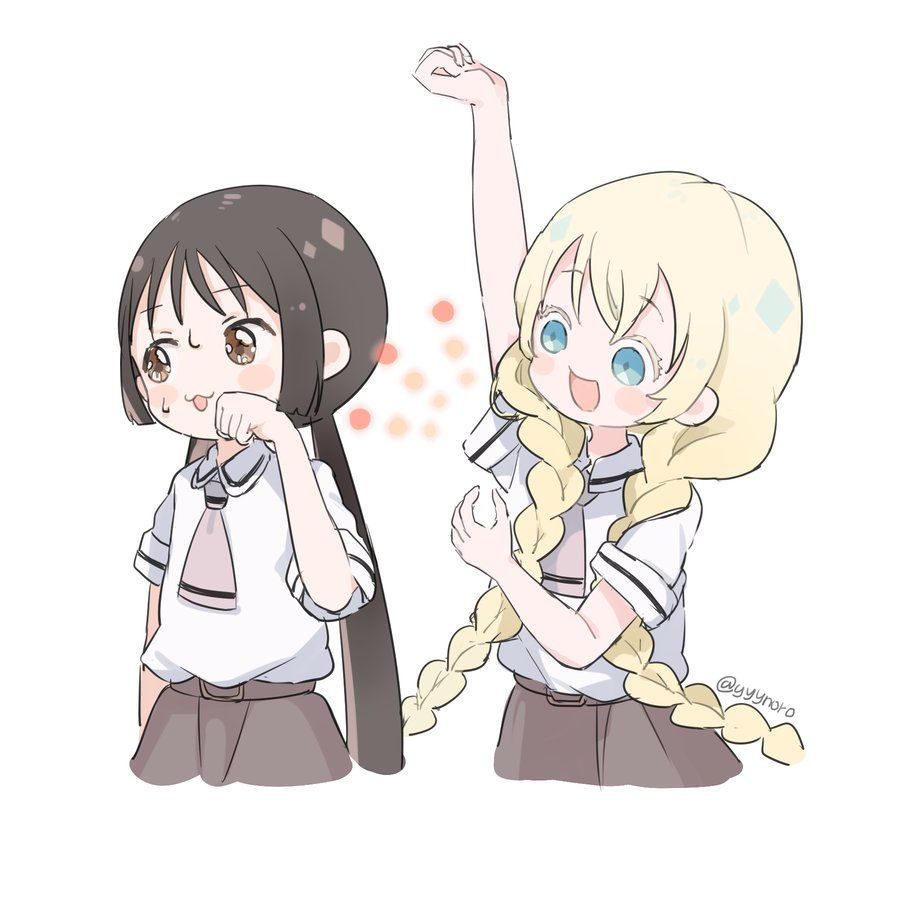 Noro on twitter hanako anime girl cute animes manga