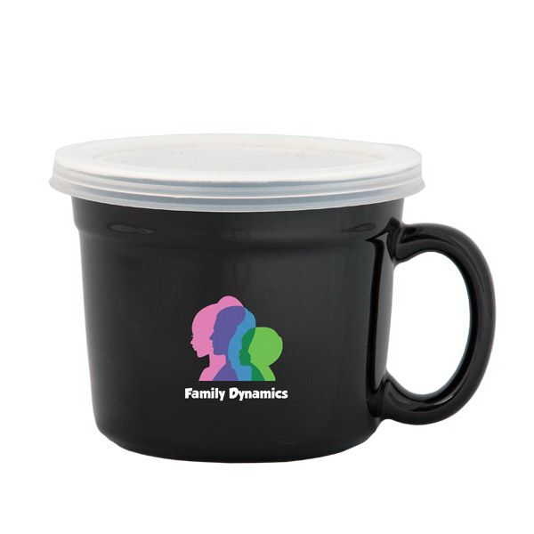 Pin On Ceramic Mugs With Lids That Carry Your Logo Or Message For A Hot Promotional Gift