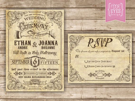 Steampunk Wedding Invitations Google