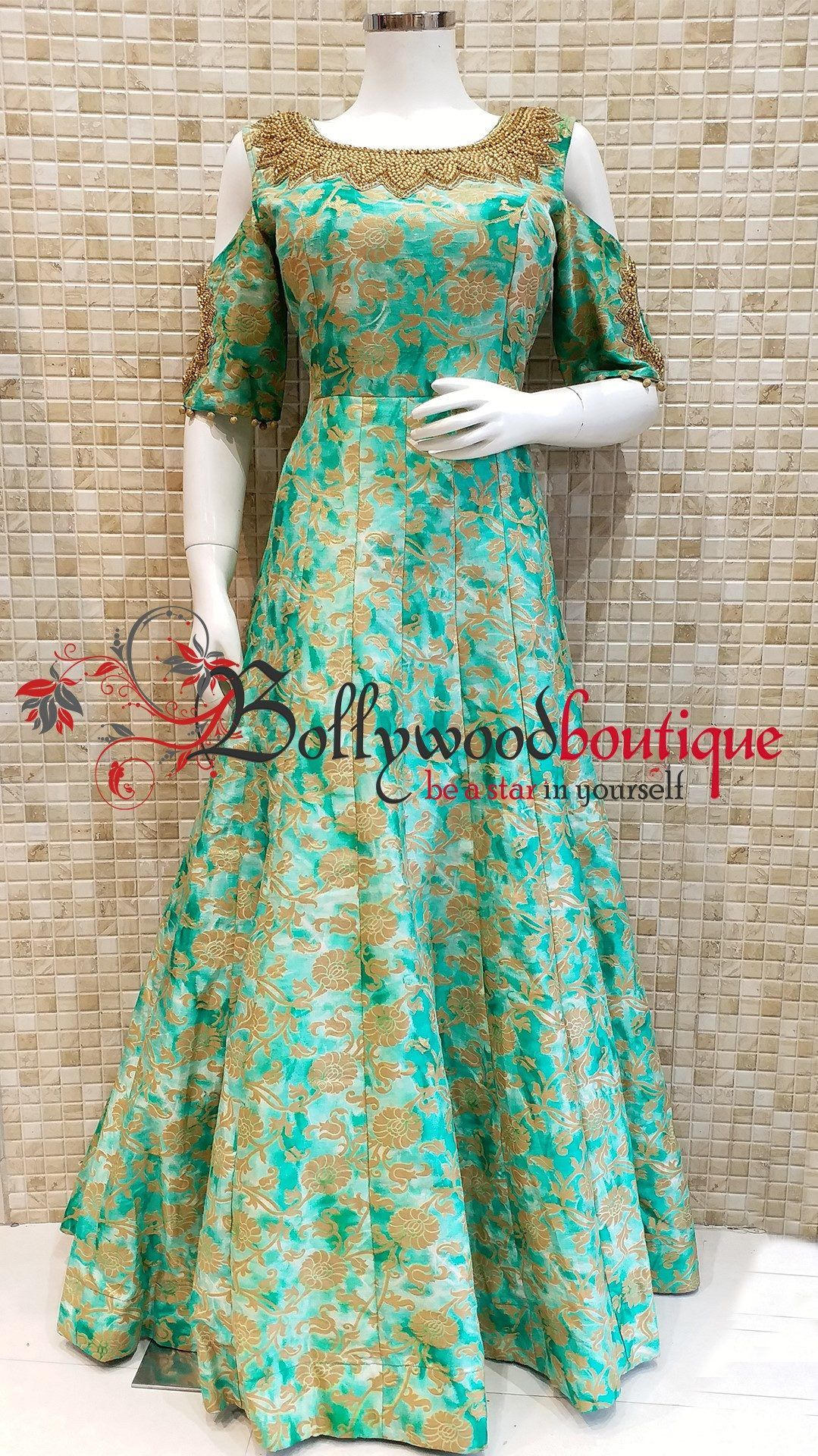 Party Wear Dresses - Bollywood Boutique | long frocks | Pinterest ...