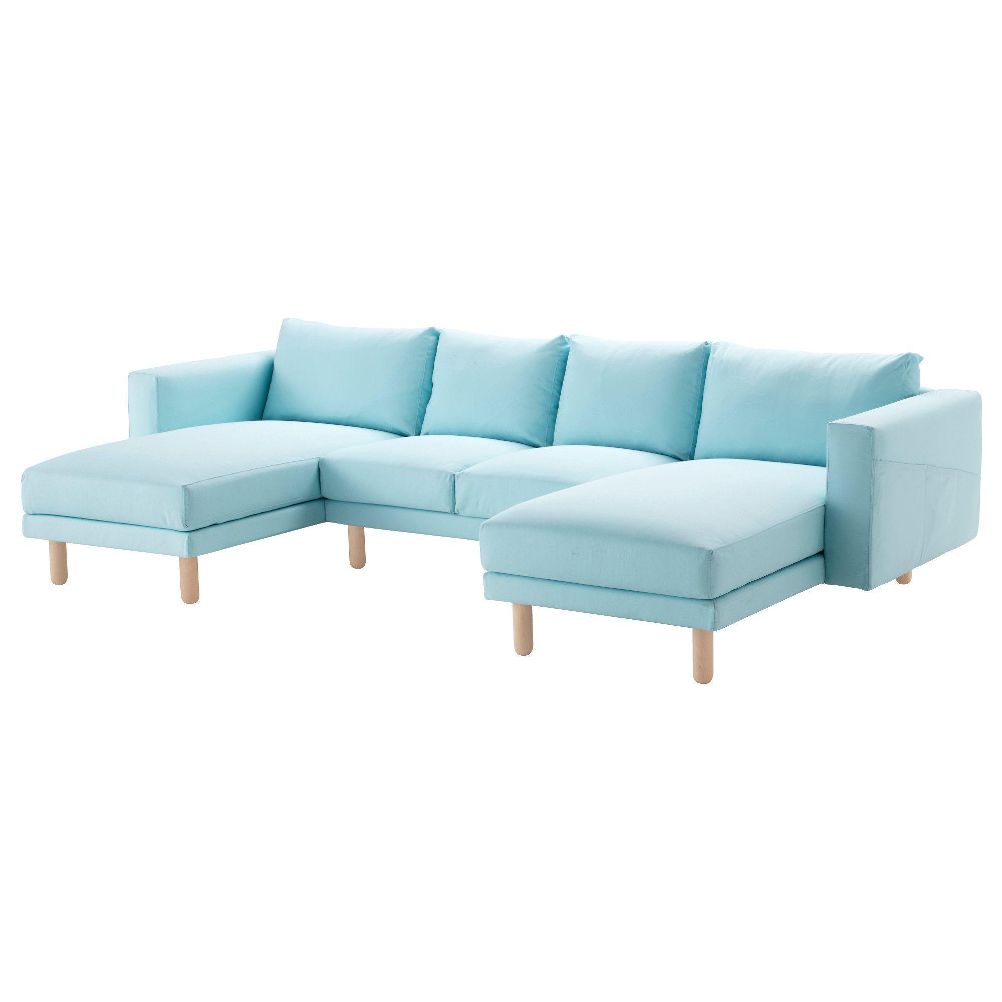 norsborg 2er sofa mit 2 r camieren edum hellblau hellblau jetzt bestellen unter https. Black Bedroom Furniture Sets. Home Design Ideas