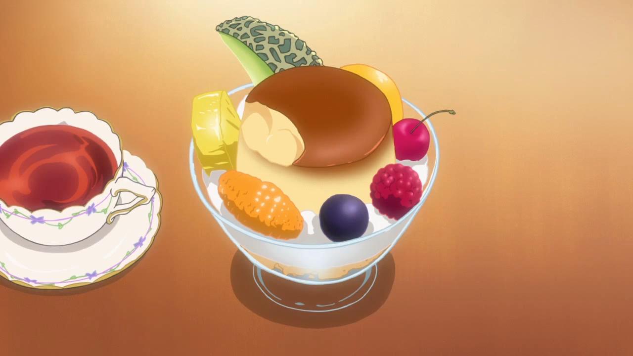 anime sweets recipes Google Search Fruit parfait