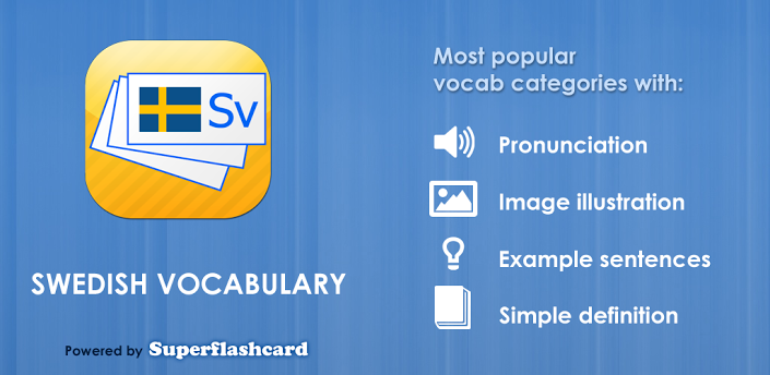 Swedish flashcards Android Apps on Google Play Study