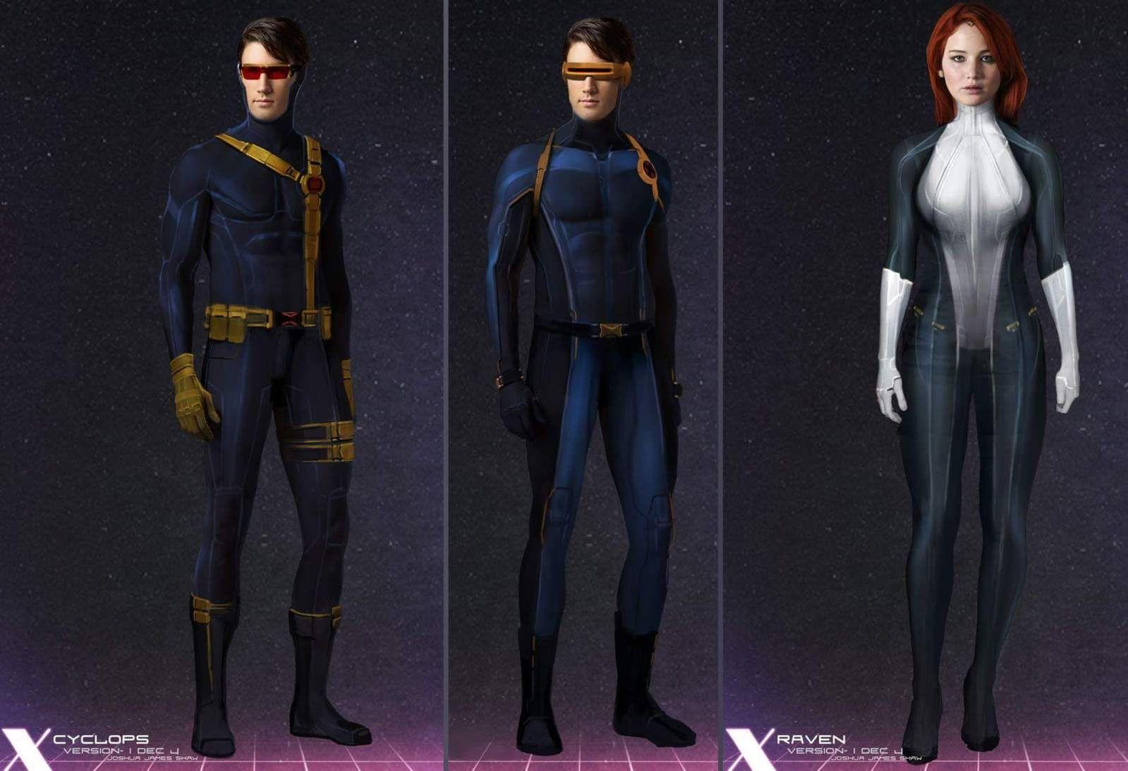 New X Men Apocalypse Concept Art Reveals Alternate