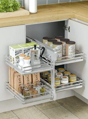 Blind Corner Blind Corner Optimiser Plus In 3 Cabinet