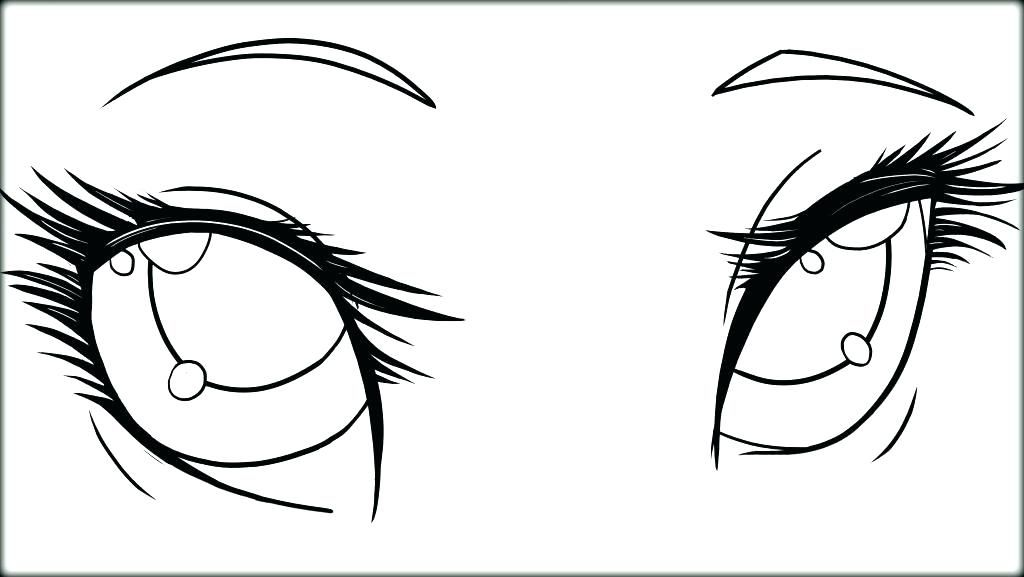 Grab Your Fresh Coloring Pages Eyes Free Https Gethighit Com Fresh Coloring Pages Eyes Free Chec Easy Drawings Anime Drawings For Beginners Anime Drawings
