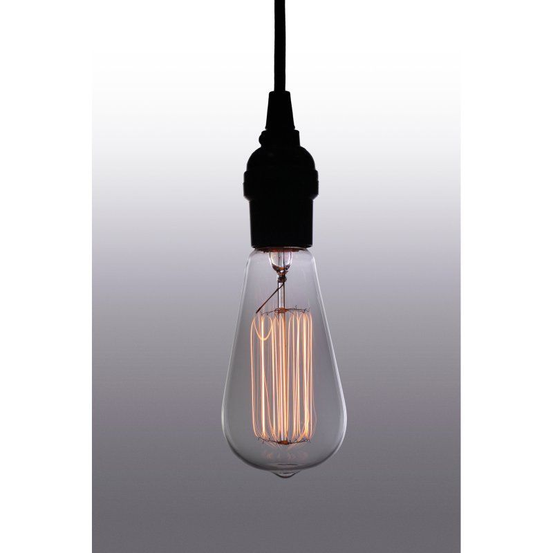 Warehouse of Tiffany Suspended Edison LD-4001A Mini Pendent Light - LD-4001A