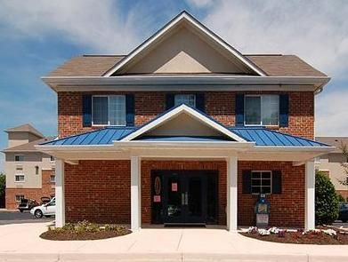 Richmond Va Suburban Extended Stay Hotel North West United