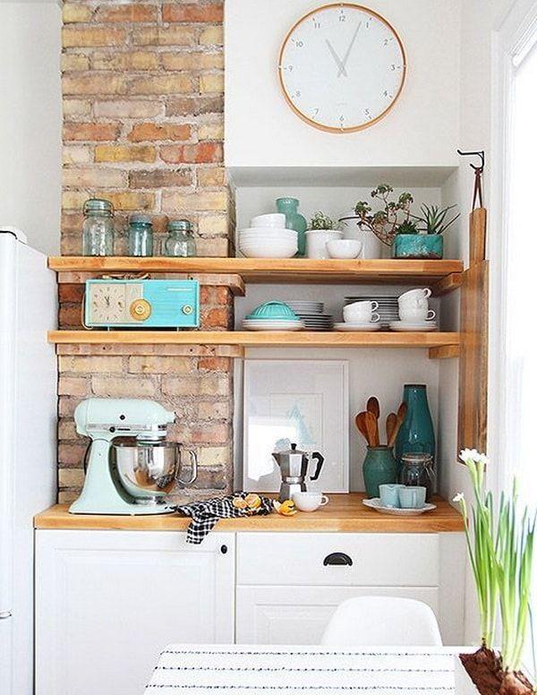 Cocinas pequeñas. Ideas para decorar cocinas pequeñas.   Cozy ...