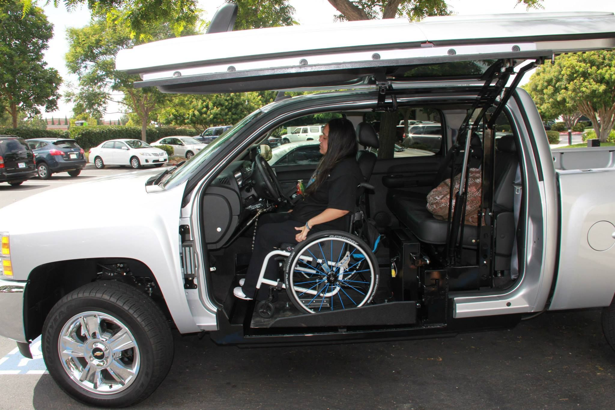 All Terrain Conversions - Wolfe Mobility | Accessible vehicles, Wheelchair  accessible vehicle, Wheelchair