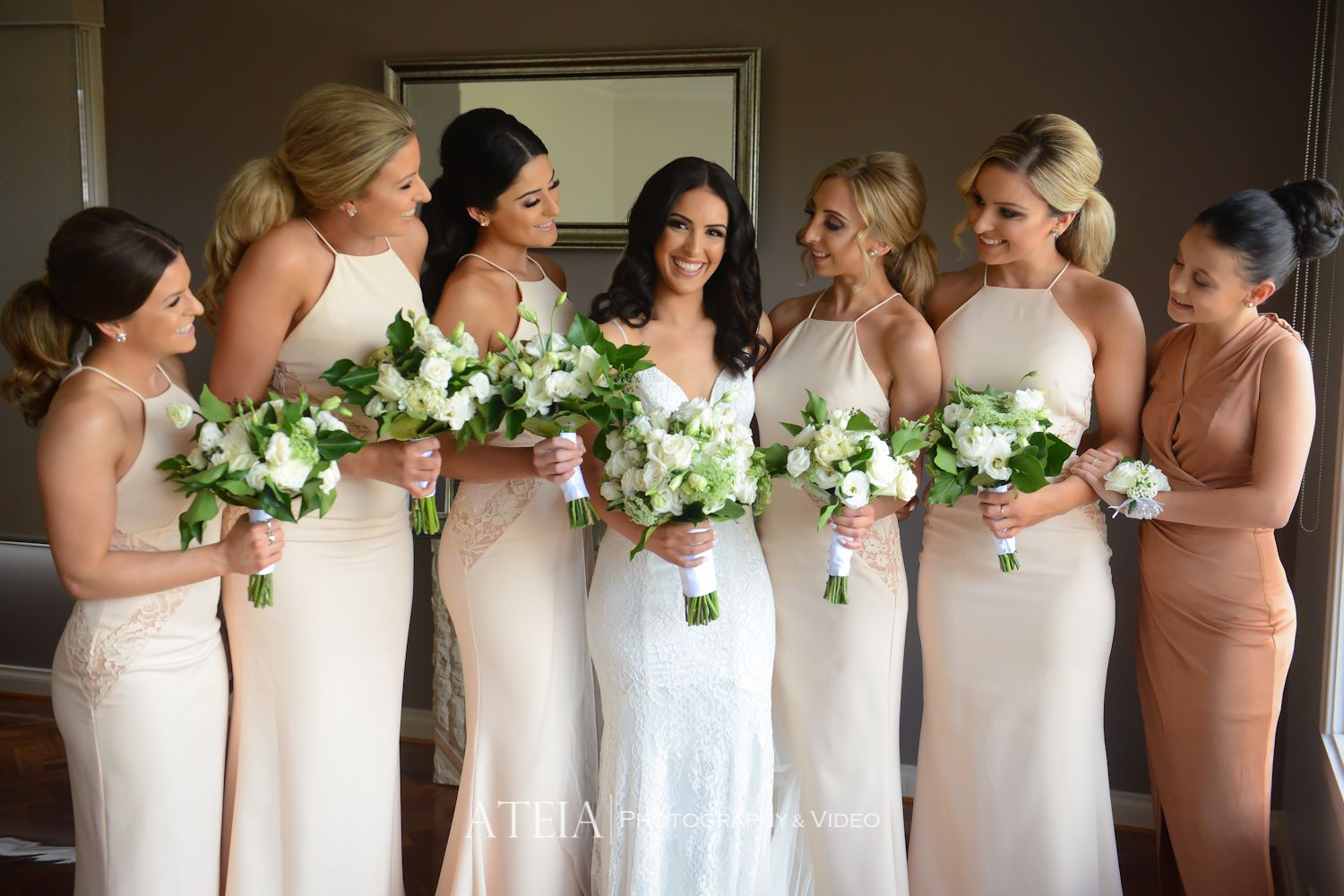 Morning wedding dresses  Love Honor Bridesmaid Dresses By White Runway  The wedding day