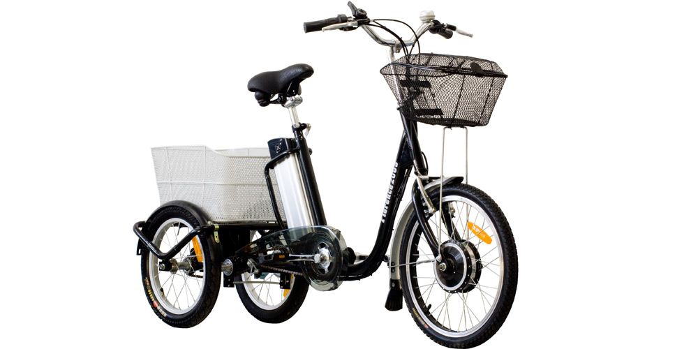 Florence | Classic and Vintage ebikes | Electric Bycicles | Daymak