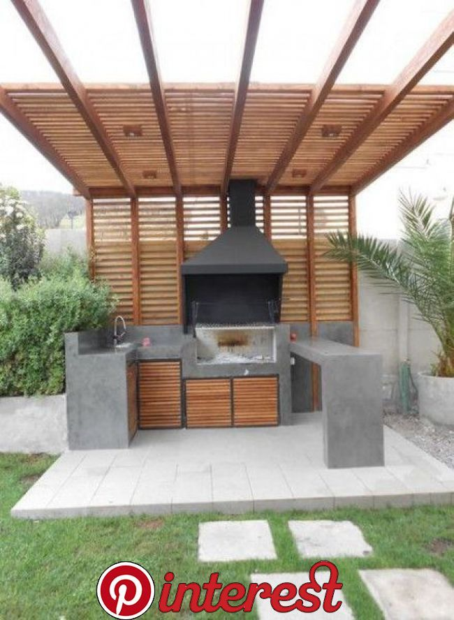 37 Popular Outdoor Kitchen Ideas And Design In 2019 Sooziq Com We Round Up Some Of The Most Creative Outdoor Kitchen Ideas Backyard Design Backyard Patio