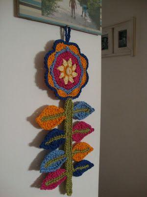 Linhas imaginárias: crochê