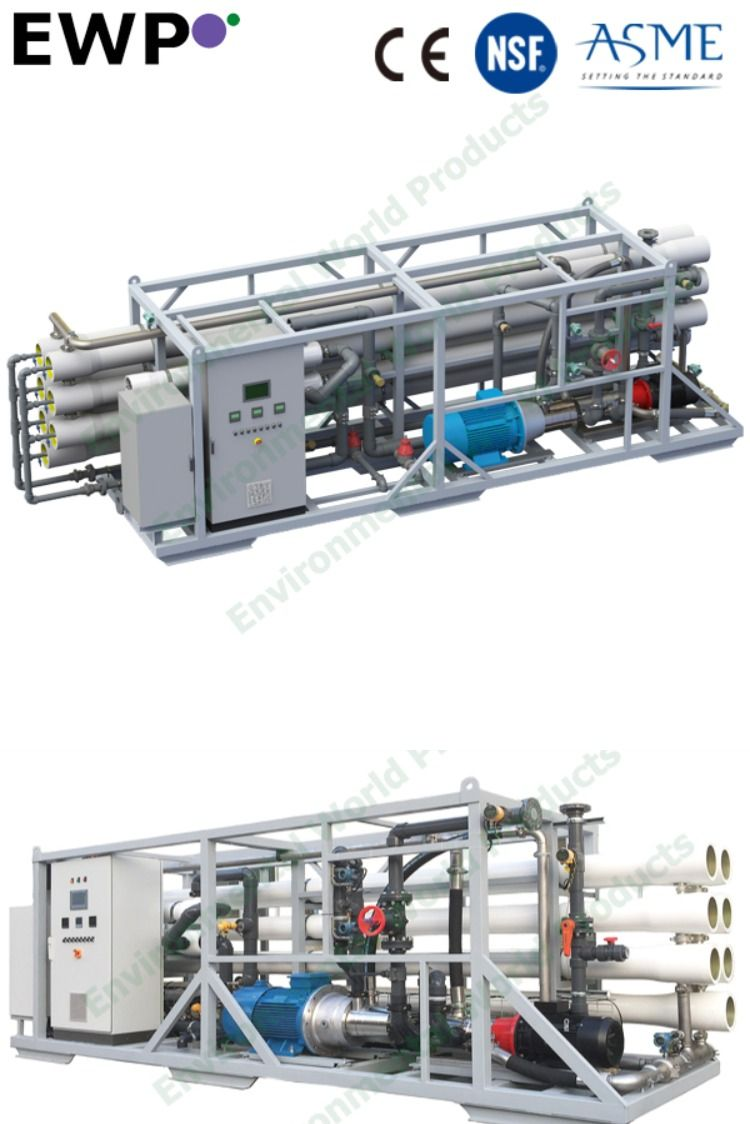 Ro System Seawater Desalination Swrol 8040 In 2020 Seawater Desalination Electrical Diagram Inlet Valve