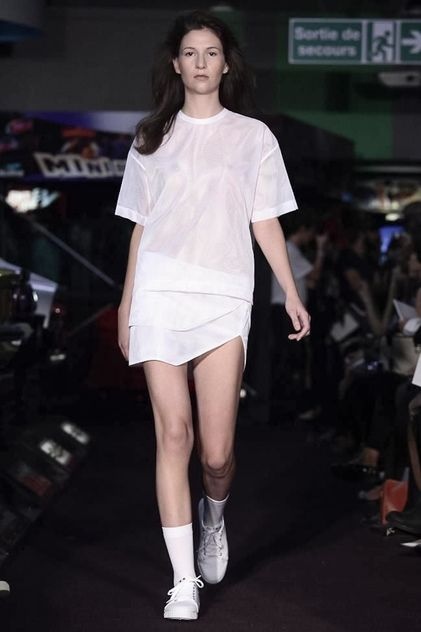 Jacquemus Ready To Wear Spring Summer 2014 Paris - NOWFASHION