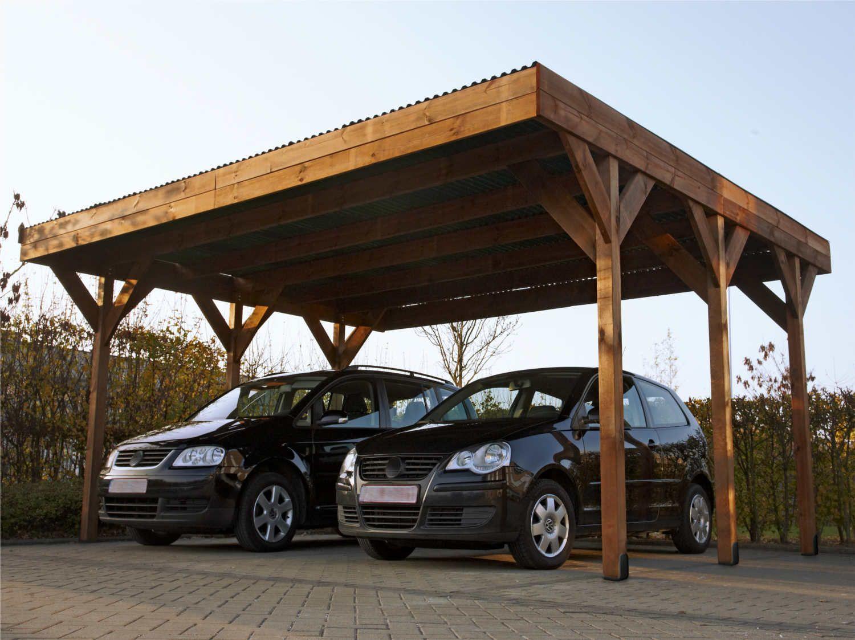 Comment choisir son garage ou son carport ? Carport bois