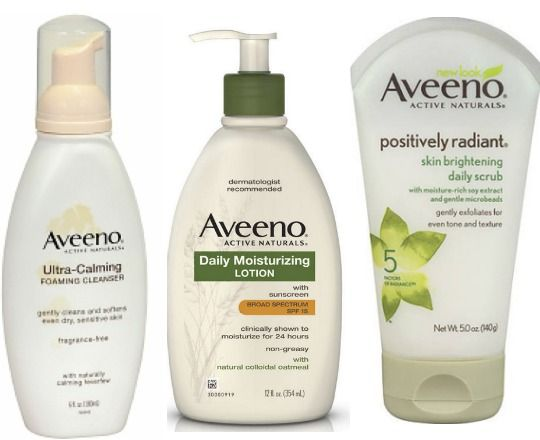 There is an awesome deal on Aveeno products at CVS this week! Through 12/20, CVS has select Aveeno products on sale B1G1 50% off. There is also a high value $3/2 Aveeno Cleanser and Moisturizer coup ...