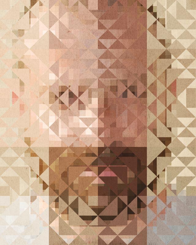 Pattern Portrait
