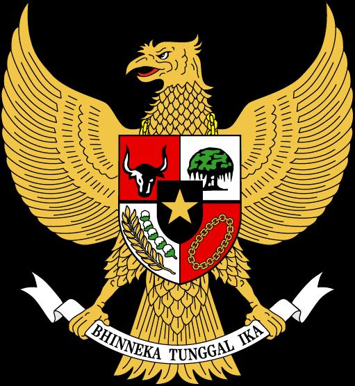 Download Gambar Bendera Merah Putih Dan Burung Garuda di