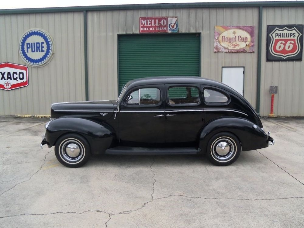 1940 Ford Other Super Deluxe 1940 Ford Ford New Mustang