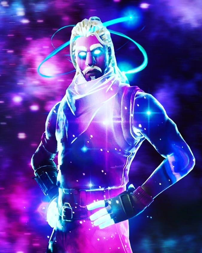 Fortnite Zombie Mode Game Galaxy Outfit Best Gaming Wallpapers Galaxy