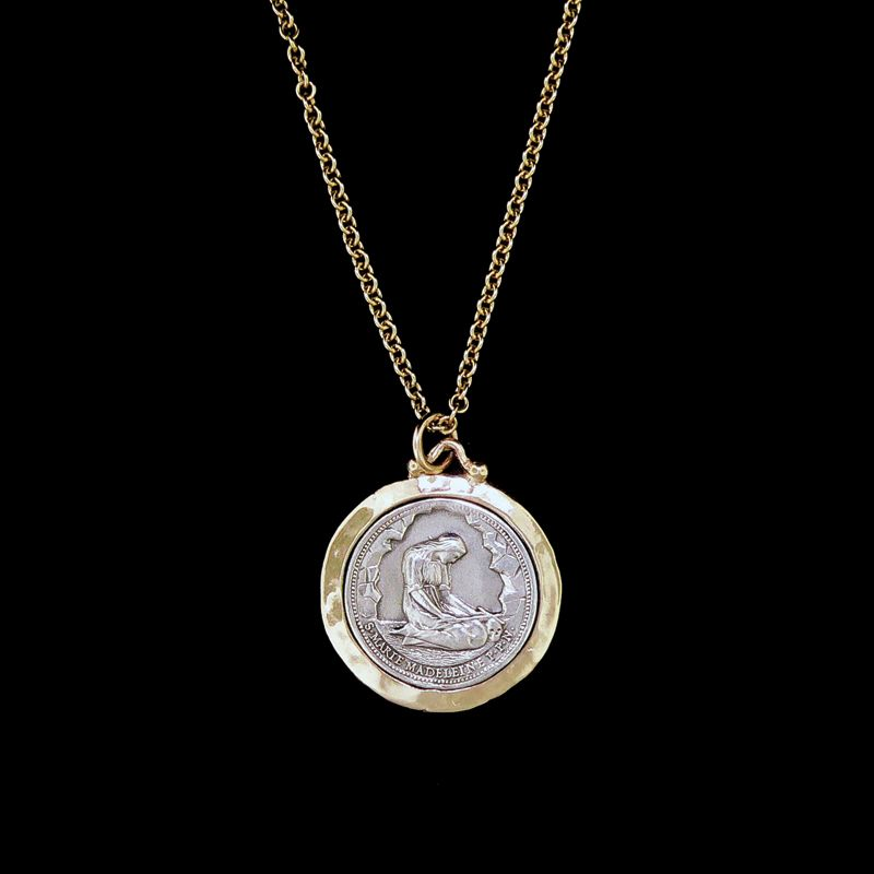 Brother wolf antique chaplet pendant brother wolf pinterest brother wolf antique chaplet pendant brother wolf pinterest wolf religious jewelry and pendants mozeypictures Gallery