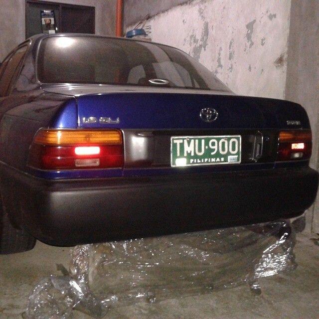 Toyota Corolla Ae101 Euro Inspired Rear Setup Auto Vault Toyota