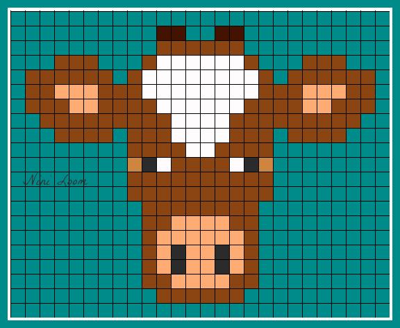 Image Du Blog Loomscenterblognet Pixel Crochet Blanket