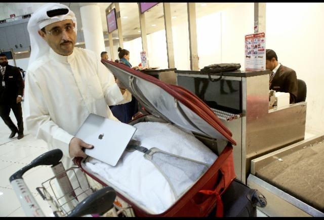Airline Profits Plunge As Laptop Ban Expands
