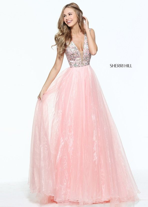 Coming Soon to BridalElegance.us.com | Pre-Order #SherriHill 50970 ...