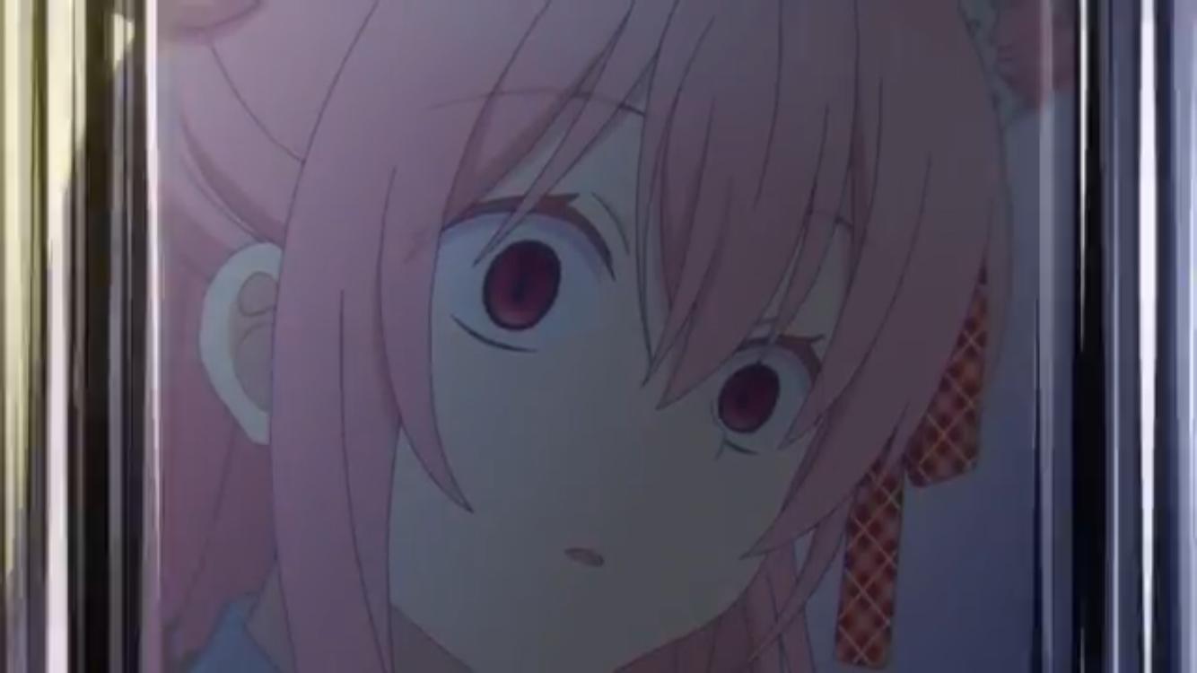 Satou Panic Anime Love Anime Yandere
