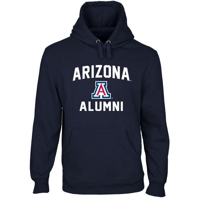 Arizona Wildcats Alumni Navy Blue Shirts