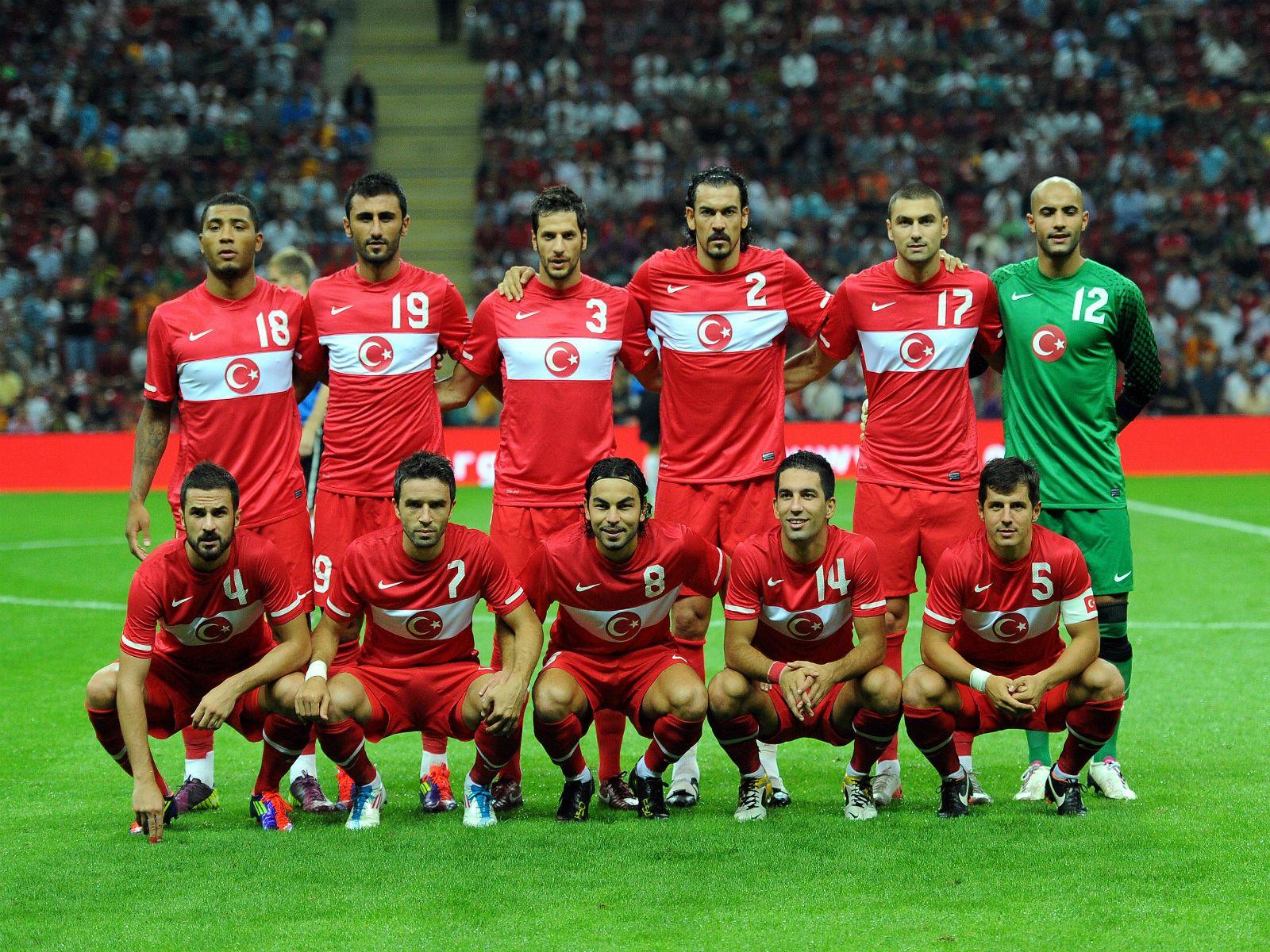 """Znalezione obrazy dla zapytania: turkey football team"""""""