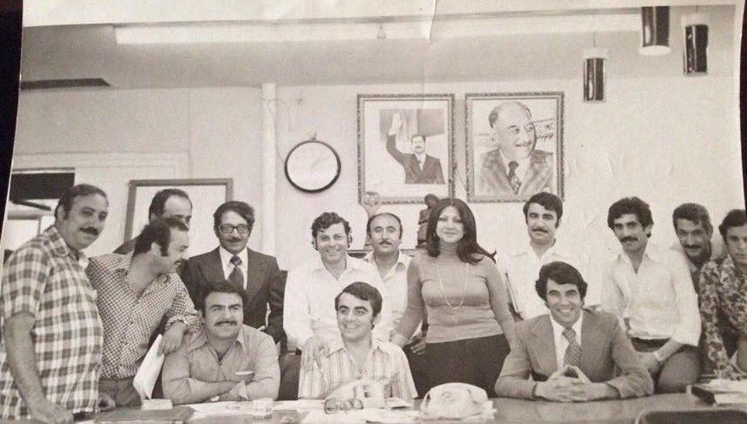 صحفي وكالة الانباء العراقية 1977 Baghdad Photo Photo Wall