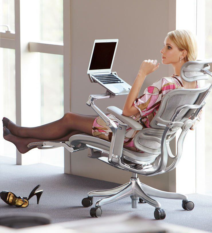 High Tech Ergonomic Computer Chair