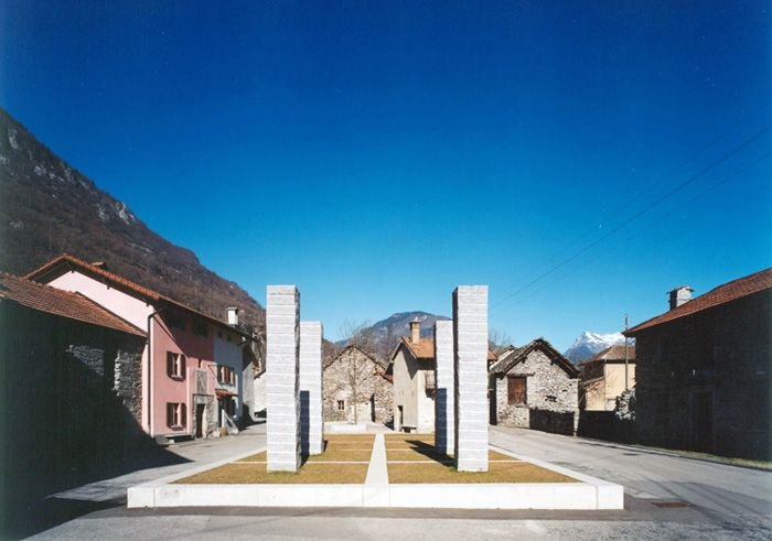 Raffaele Cavadini - Studio di architettura
