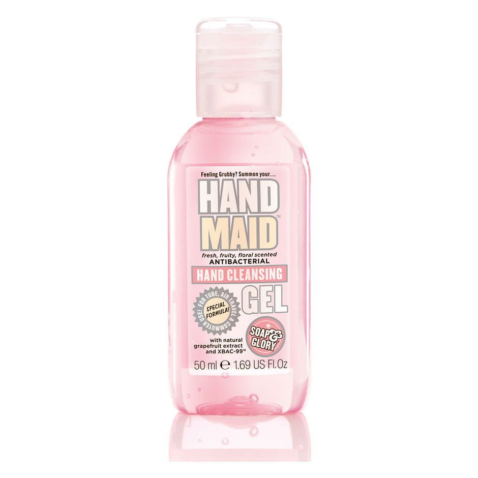 Soap Glory Mini Hand Clean Maid Cleansing Gel Bath Body