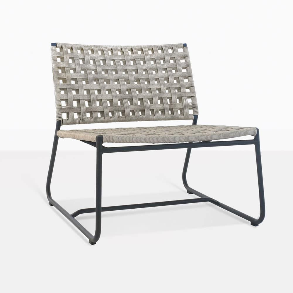 The Mayo Relaxing Chair Is Made With Ecolene Outdoor