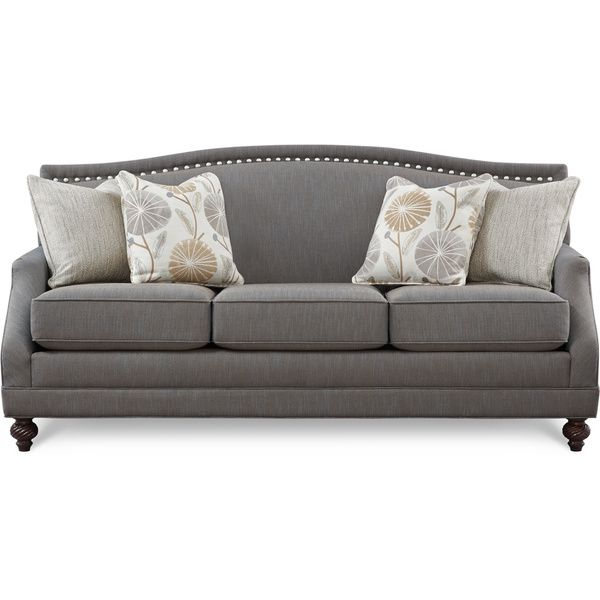 Art Van Pewter II Sofa   Overstock Shopping $1200 But Itu0027s 950 At Our Local  Furniture